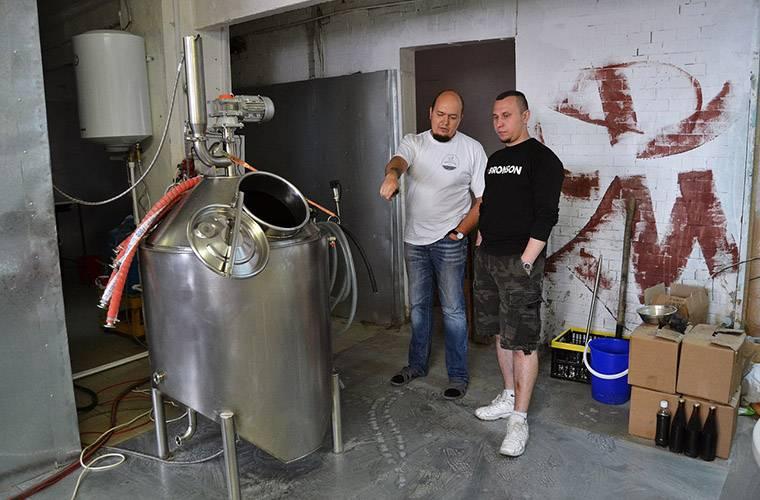 Пивоварня Копытов