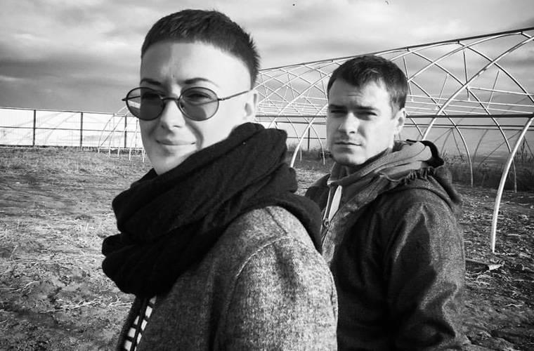 Ирина Зайцева и Сергей Еремин