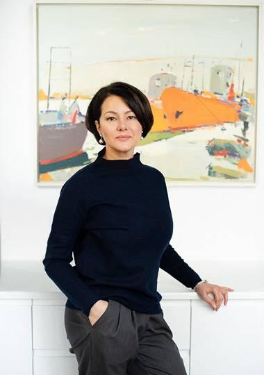 Елена Абрамова
