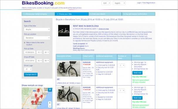 BikesBooking