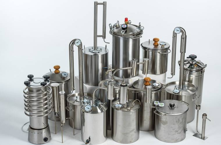 С какого металла делают самогонный аппарат самогонный аппарат форум