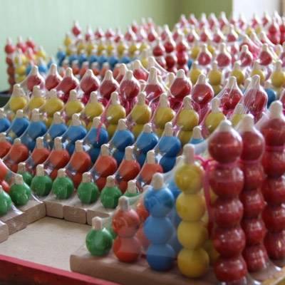 Краснокамская игрушка
