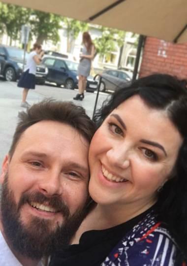 Юлия и Андрей Тихомировы