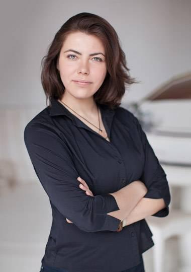 Евгения Смородникова